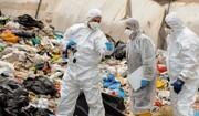 ورود زبالههای بیمارستانی به آرادکوه دوباره افزایش پیدا کرد