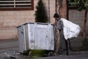 برخورد جدی با تفکیککنندگان غیرمجاز زباله در تبریز