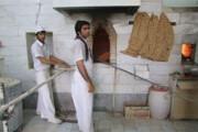 محرومیت نانوایان قزوین از ابتداییترین وسایل بهداشتی