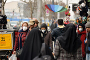 آمار جدید مبتلایان کرونا در ایران ؛ ۶۶ نفر فوت کردند | ۵۲۳ نفر در ۲۴ ساعت گذشته مبتلا شدند ؛ تهران در صدر