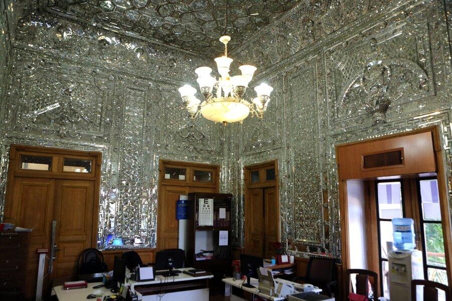 کاخ مظفری