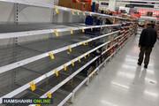 تصاویر | خالی شدن فروشگاههای سیدنی پس از شیوع کرونا