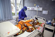 ۵۹ بیمار مشکوک به کرونا در گنبدکاووس بستری هستند