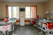 ترخیص ۲۶۰ بیمار سندرم حاد تنفسی در گلستان