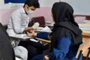 آمادگی دانشجویان جهادی علوم پزشکی یاسوج برای مبارزه با کرونا