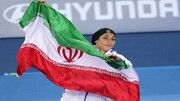 بانوی المپیکی شهر ری پایش را به تیغ جراحان میسپارد