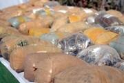 کشف ۸۰۹ کیلوگرم مواد مخدر در ابرکوه