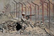تجاوز گروهک تروریستی به پاسگاه مرزی جکیگور دفع شد