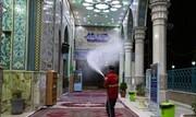 زیارتگاههای یزد تعطیل شد