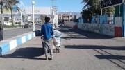 حفاظت از کودکان کار یزد در برابر کرونا
