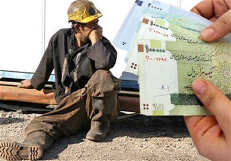 حقوق و دستمزد کارگر مبتلا به کرونا را چه کسی پرداخت می کند؟