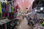 کرونا و کسادی بازار شب عید در شرق گلستان