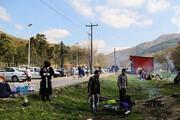 شیوع کرونا حضور مردم در تفرجگاههای گلستان را ممنوع کرد