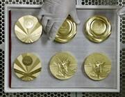 عکس روز | مدالهای طلای المپیک توکیو