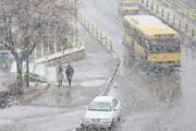 کاهش محسوس دمای هوا در آذربایجانشرقی