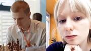 مرگ مشکوک زوج شطرنج باز اوکراینی در اثر گاز بادکنک!