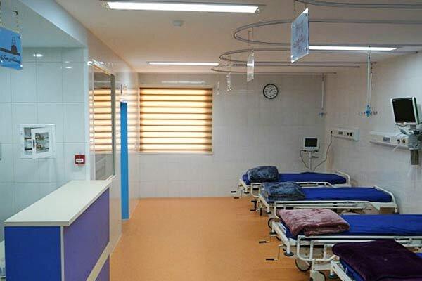 تخت بيمارستان