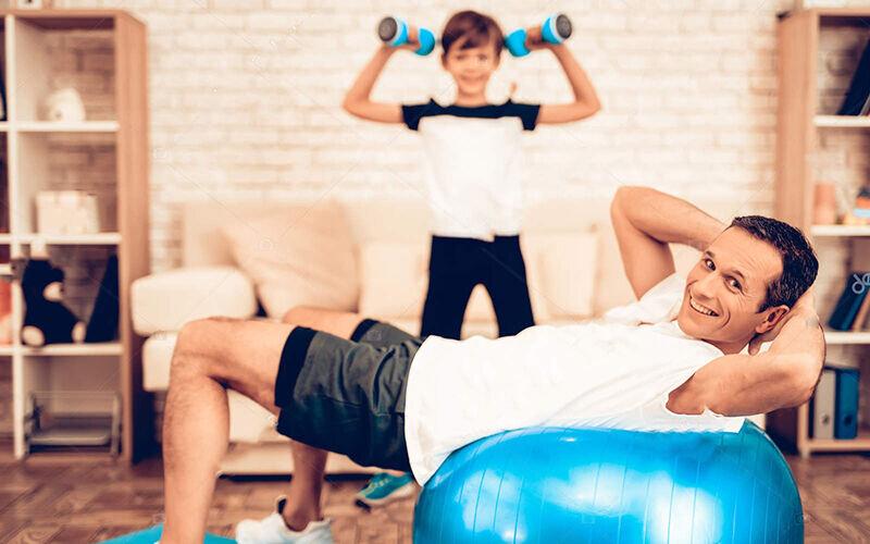ورزش خانگی