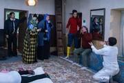 عکس   سانسور در بازپخش پایتخت؛ سکانسی که حذف شد