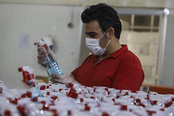 تولید مواد ضدعفونیکننده
