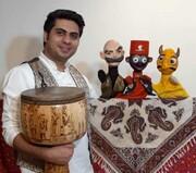 تماشاخانه اینستاگرامی عمو احسان باز است | هنرنمایی عروسکها در روزهای کرونایی