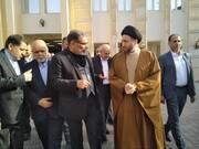 جزئیات دیدارهای مهم شمخانی با رهبران  سیاسی عراق | امید به روزی داریم که اثری از صهیونیستها در منطقه نباشد