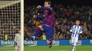 مسی: در بارسلونا جرات نگاه کردن به این ستاره را نداشتم