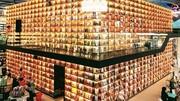 میلیونها جلد کتاب ارزان در کتاب فروشی بزرگ مالزی