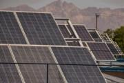 عملیات احداث اولین نیروگاه خورشیدی منطقه ۱۹ تهران آغاز شد