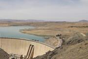 خروجی سد زایندهرود کاهش یافت