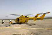 آمادگی فرودگاه پیام برای خدمترسانی به اورژانس هوایی