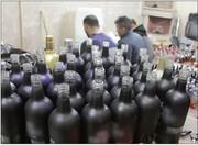 کشف ۲۰ هزار لیتر الکل صنعتی و دستساز در اهواز | دستگیری ۱۷ نفر