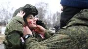 تصاویر | دختر شایسته ارتش روسیه انتخاب میشود