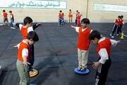 ورزش دانشآموزان کردستانی در خانه پیگیری و اجرا میشود