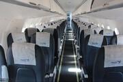 کرونا پروازهای داخلی را تا ۷۵ درصد کاهش داد