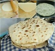 راهکارهایی برای در امان ماندن از ویروس کرونا   چگونه بدون فر در خانه نان بپزیم؟