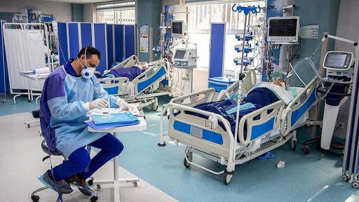کرونا-بیمارستان