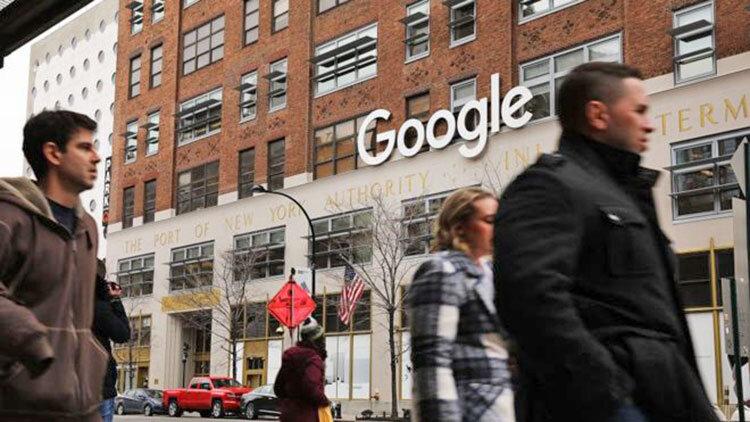 دوركار شدن كارمندانا گوگل در كرونا