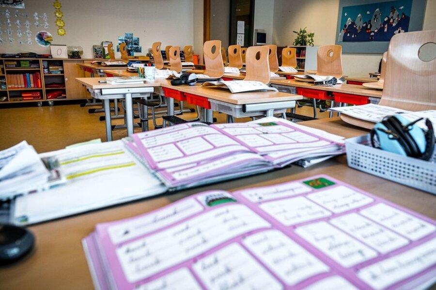 کلاس خالی در جنوب هلند