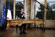 مکرون: شیوع کرونا وخیمترین بحران بهداشتی فرانسه است | به هر قیمتی جان مردم را نجات خواهیم داد