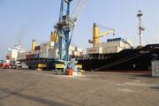چهارمین کشتی حامل کالاهای اساسی در بندر بوشهر تخلیه شد