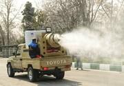 عکس | خودروهای جدید ضدعفونی کننده نیروی زمینی ارتش