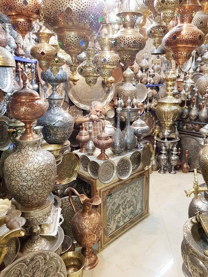 کسادی بازار اصفهان