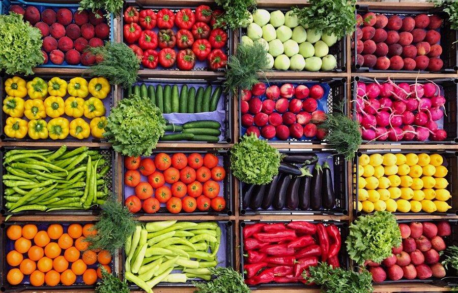 سبزیجات - تغذیه - آشپزی