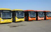 خرید ١٢ اتوبوس جدید برای ناوگان شهری یزد