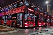 فیلم | ضدعفونی اتوبوسها به کمک اشعه ماوراء بنفش