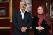فیلم | شوخی مهران مدیری با گلاره عباسی و عنبر نسارا در تلویزیون