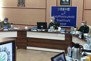گزارش وزیر دفاع از اقدامات و توانمندیها برای مقابله با کرونا