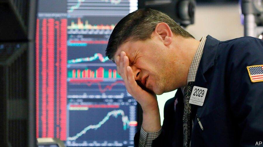 بدترین روز سقوط بورس در قرن ۲۱