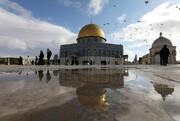مسجد الاقصی و مسجد قبهالصخره در بیتالمقدس تعطیل شدند